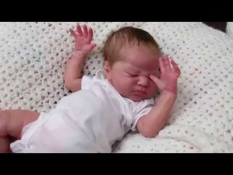 Silicone Pregnant Update - Changing Reborn Baby