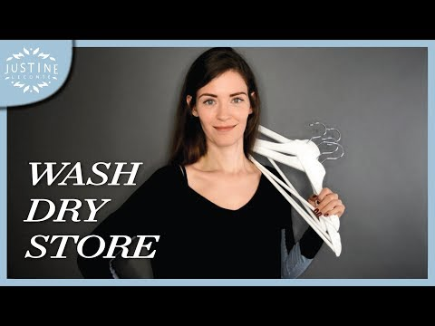 How to care for clothes + 6 laundry hacks | Justine Leconte