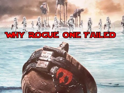 Why Rogue One Sucks - The Danger of Playing It Safe, a Story Analysis