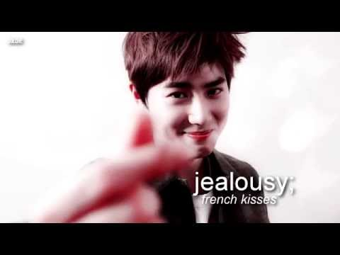 SULAY [18+] ─ jealousy; french kisses