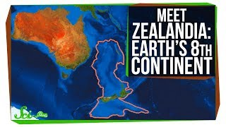 Meet Zealandia: The Earth