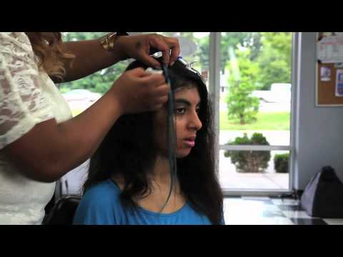 How to Remove Fusion Hair Extensions : Hair Perms & Styling Tips
