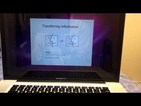 Dual boot Mac with Lion and Snow Leopard and Transfer Info
