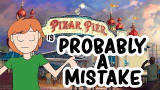 """How """"Pixar Pier"""" is changing Disney"""