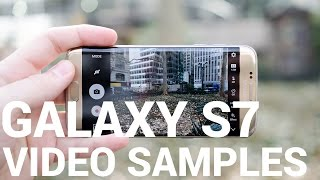 Samsung Galaxy S7 video: Selfie, 1080p, 4K, Hyperlapse and Slow motion!