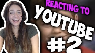 Sweet Anita Tourettes - YouTube Reactions #2