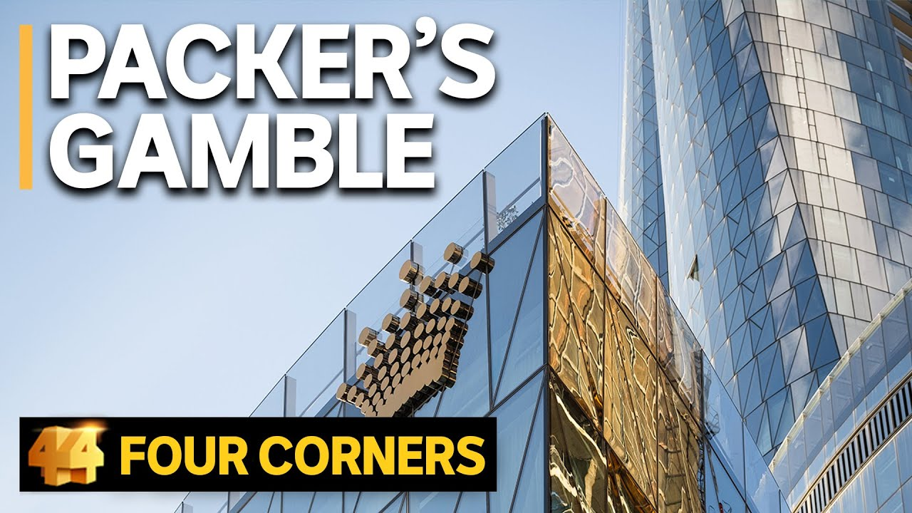 Packer's Crown Casino Gamble: A tale of big money, lobbying and political influence | Four Corners
