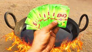 ENO vs Hot oil Experiment