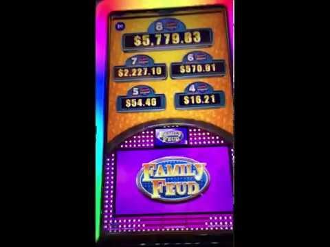 Family feud slot machine palace station