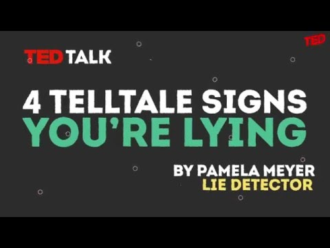4 Signs Someone Is Lying To You