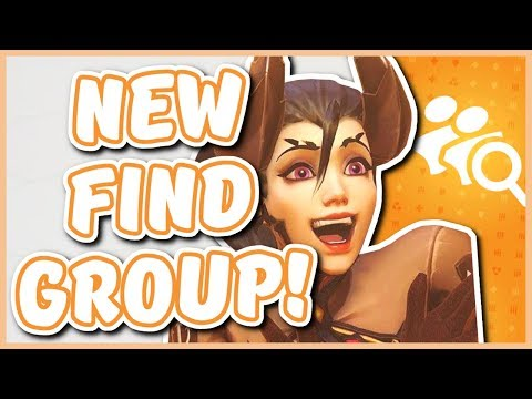 Overwatch - NEW FIND GROUP FEATURE (Competitive is Finally Fixed!?)