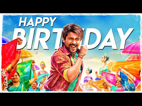Surya Birthday Status Video July 23 Surya Birthday Special