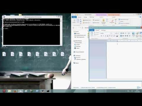 vérifiez la signature numérique d'un fichier avec md5sum sur windows 8