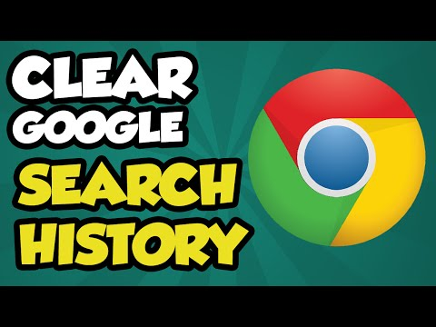How To Clear Your Google Search History 2017 - How To Delete Google Search History 2017