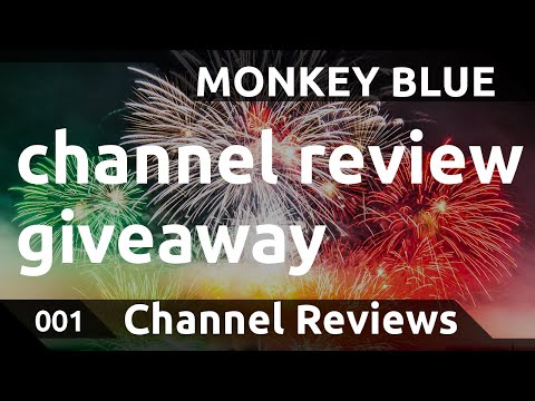 Channel Review and Shoutout Giveaway: 30 subs special