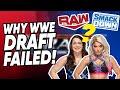 Why The 2019 WWE Draft FAILED WrestleTalk Live