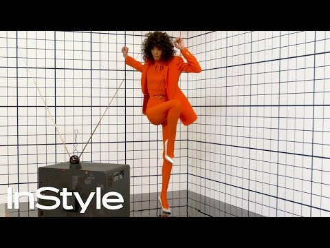 Dilone Celebrates Flashdance | InStyle