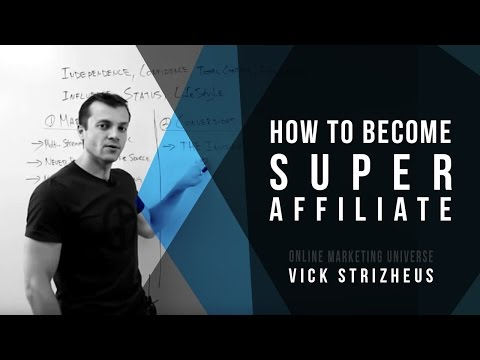 Vick Strizheus - How to become
