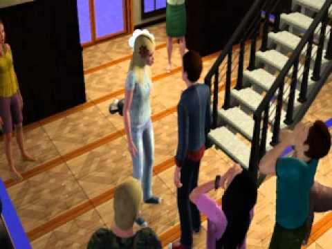The Sims 3 - My hero!