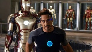 Download Tony Stark ″Nothing's Been The Same Since New York″ - Iron Man 3 (2013) Movie CLIP HD Video