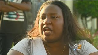 Mother Of Teen Robbery Suspect Disputes Off-Duty Officer