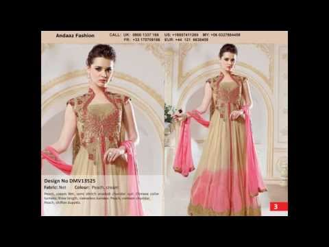 Bollywood Designer Suits By Andaaz Fashion Malaysia