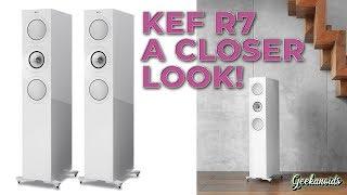 KEF R7 HiFi Speakers REVIEW CONCLUSION - #GREAT SPEAKERS - PakVim