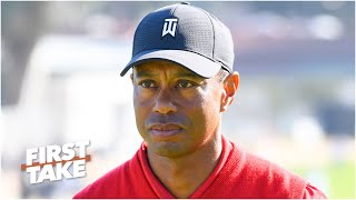 First Take reacts to Tiger Woods' statement on George Floyd's death & ensuing protests