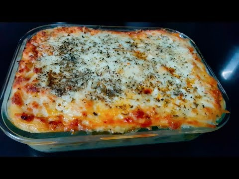 Chicken Lasagna | Chicken  Lasagna recipe | Easy Chicken Lasagna recipe | Become a chef at home