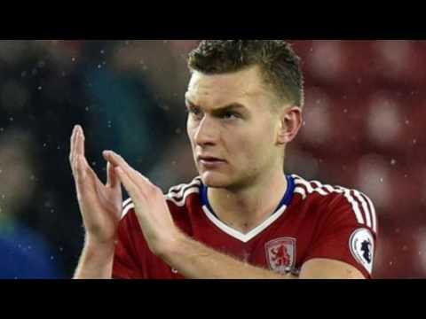 ben Gibson gets first England call-up