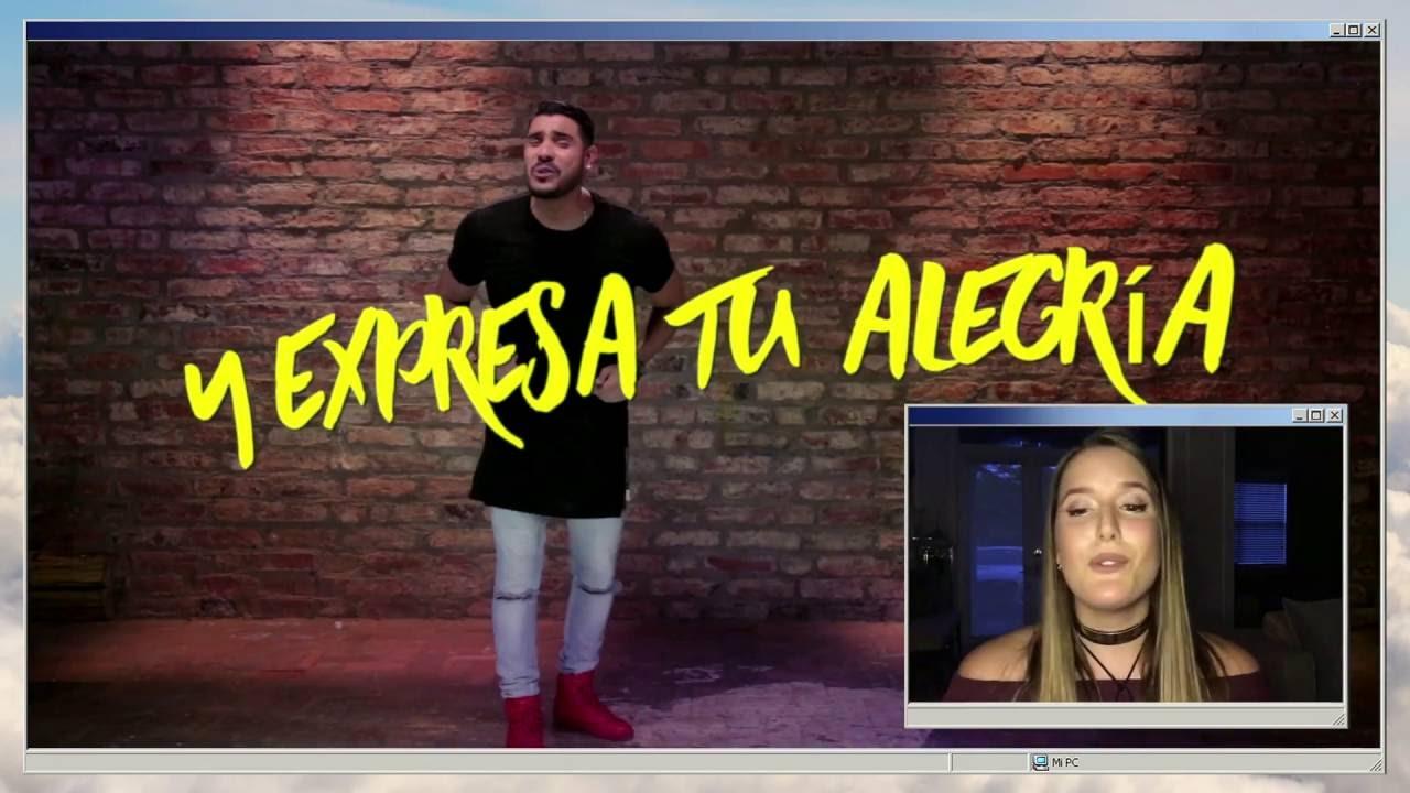 Ronald Borjas - Cántalo (Lyric Video Oficial)