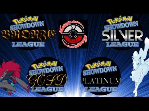 Join My Pokemon Showdown league's