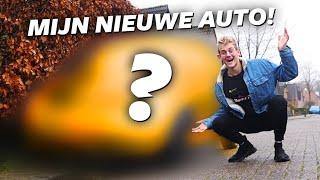 DIT IS MIJN NIEUWE 500 EURO AUTO! | #103