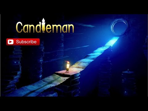 Candleman for Xbox One- Lots of Fun
