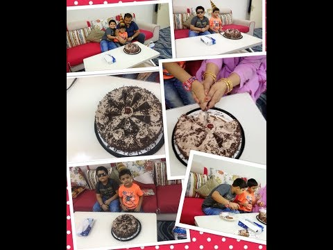 My son's Happy birthday 🎂/A Happy Day in my life