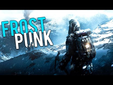 THE MOST BRUTAL SURVIVAL GAME EVER MADE? SURVIVING THE FROZEN WASTELAND - Frostpunk Gameplay