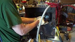 Onan 4BGE ignition control module test