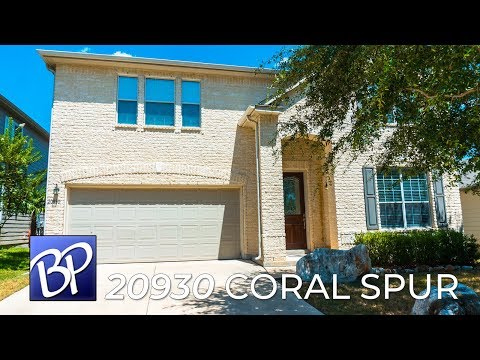 For Sale: 20930 Coral Spur, San Antonio, Texas 78259