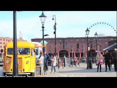 A Day in Liverpool Timelapse