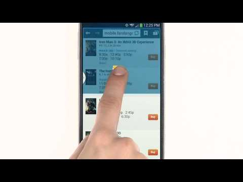 How To Use Multi Window - Samsung Galaxy S4