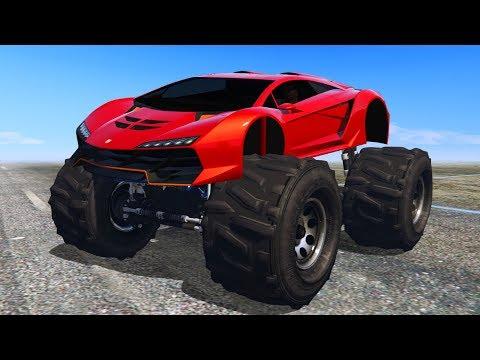 THE SECRET MONSTER TRUCK SUPERCAR! (GTA 5 Online)