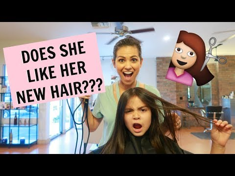 💇🏻‍♀️ DOES SHE LIKE HER NEW HAIR? WEDDING PICTURES & HURT LEG || SAHM VLOG 2018 || Style Mom XO