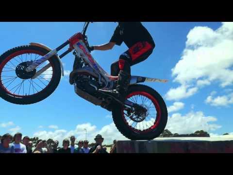 X Trial Australian Championship | Perth Motorcycle Show Demo