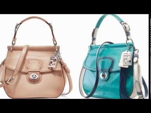Coach Bag Collection 2012