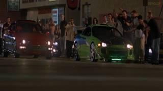 Fast and Furious | แข่งครั้งเเรกของสองพระเอกที่เจอกัน !!