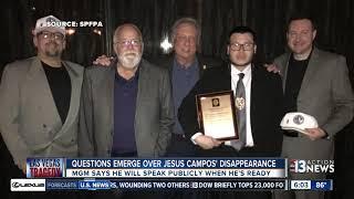 Where is Jesus Campos?