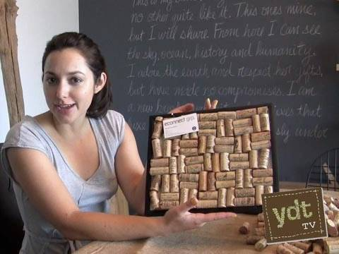 How to Make Your Own Cork Board Out of Wine Corks : Your Daily Thread