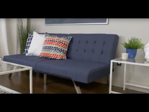 "MY HONEST REVIEW~ ""Emily futon sofa bed"