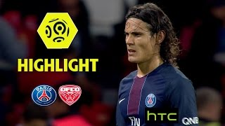Paris Saint-Germain - Dijon FCO (3-0) - Highlights - (PARIS - DFCO) / 2016-17