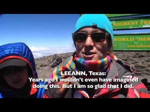 KILI 2012 - From Start to Summit